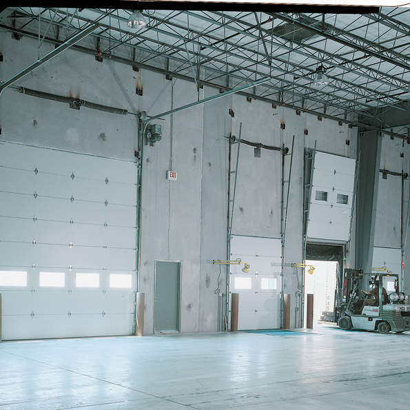Sectional Commercial Garage Doors. 1000 · 1000_2
