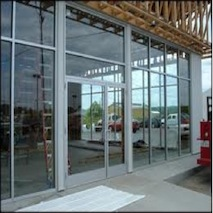 Commercial Glass Exterior Door commercial entry door |