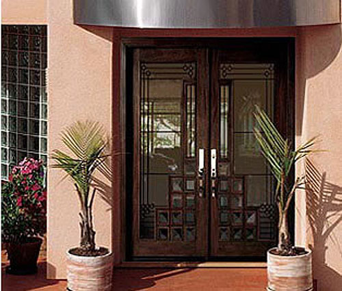 Detroit exterior doors detroit fiberglass doors for Home entry doors