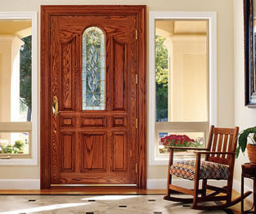 residential front doors wood exterior doors home door