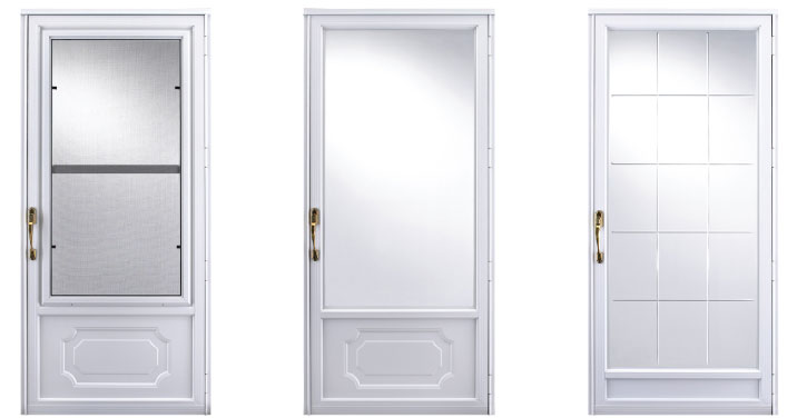storm_doors_r22_c4  sc 1 st  Garage Doors & Detroit Storm Doors | Detroit Security Doors | Detroit Security ...